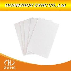Image 3 - بطاقات بيضاء UID UID 100 قطعة بتردد 13.56 ميجا هرتز قابلة للتغيير 0 قطعة