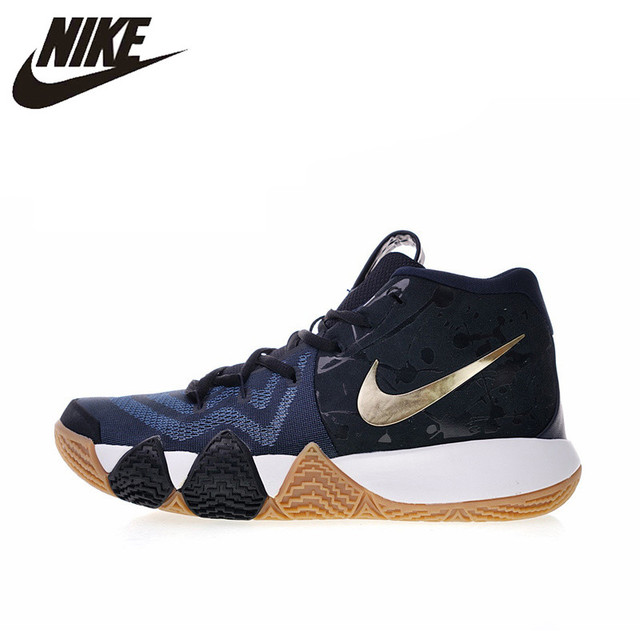 Original Authentic Nike Kyrie 2 EP Irving 4th Generation Men's Basketball Shoes Sport Outdoor Sneakers 2018 New Arrival 943807