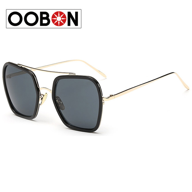 9c0bd6122ee Newest Retro Oversize Square Thom Browne Square Sunglasses Men Women Vintage  Casual Eyewear Retro pectacles Oculos de sol