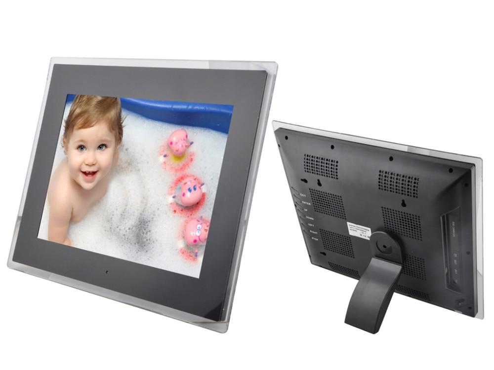 14 PMMA pulgadas Led quadro marco de fotos Digital cornisa Usb porta ...
