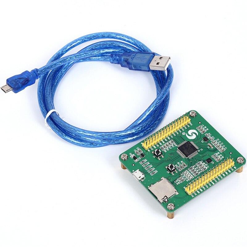 STM32 STM32F405RGT6 USB IO Core MicroPython Conseil de Développement Module STM32F405 pour Python Gravité Capteur D'accélération IOT + Fil
