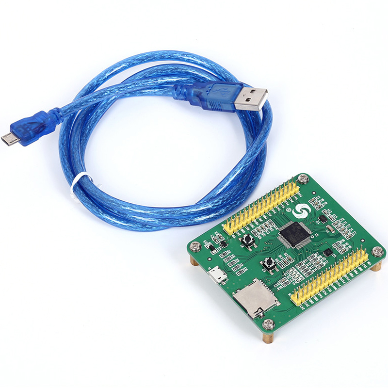 STM32 STM32F405RGT6 USB IO Core MicroPython Development Board Module STM32F405 for Python Gravity Acceleration Sensor IOT + Wire