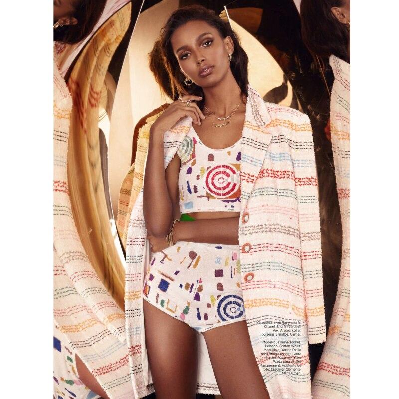 2019 lente herfst vrouwen regenboog gestreepte jas nieuwe mode hoge kwaliteit Shell knop Losse jas zijden voering-in Eenvoudige Jassen van Dames Kleding op  Groep 1