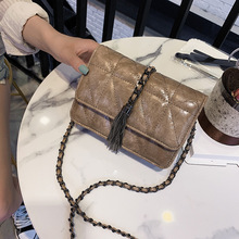 купить Female Crossbody Bags For Women 2019 Quality PU Leather Luxury Handbags Designer Sac A Main Ladies Tassel Shoulder Messenger Bag дешево