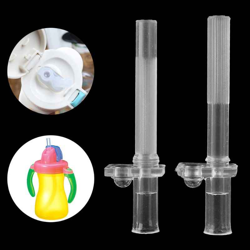 Детские соломы для детская чашка бутылка для воды кормления мягкого силикона аксессуары