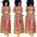 Африканские Женщины Одежда Плюс Размер Golded Пояс Женщин Тонкий Африканская Dashiki Юбка Сорочка Femme #2804