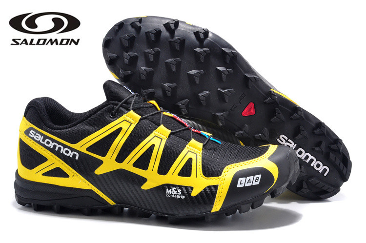 Free Shipping Air hot sale 90 Mesh 87 Salomon S-LAB FELL CROSS 2 Outdoor Shoes Breathable Man Athletics Male Fencing Shoes