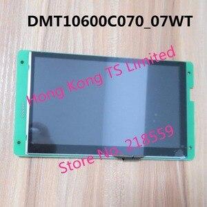 Image 4 - DMT10600C070_07W 7 дюймовый последовательный экран HD IPS экран RTC сенсорный экран музыкальный плеер DMT10600C070_07WT DMT10600C070_07WTR