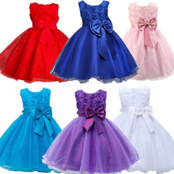 Flower Girl Dress 1