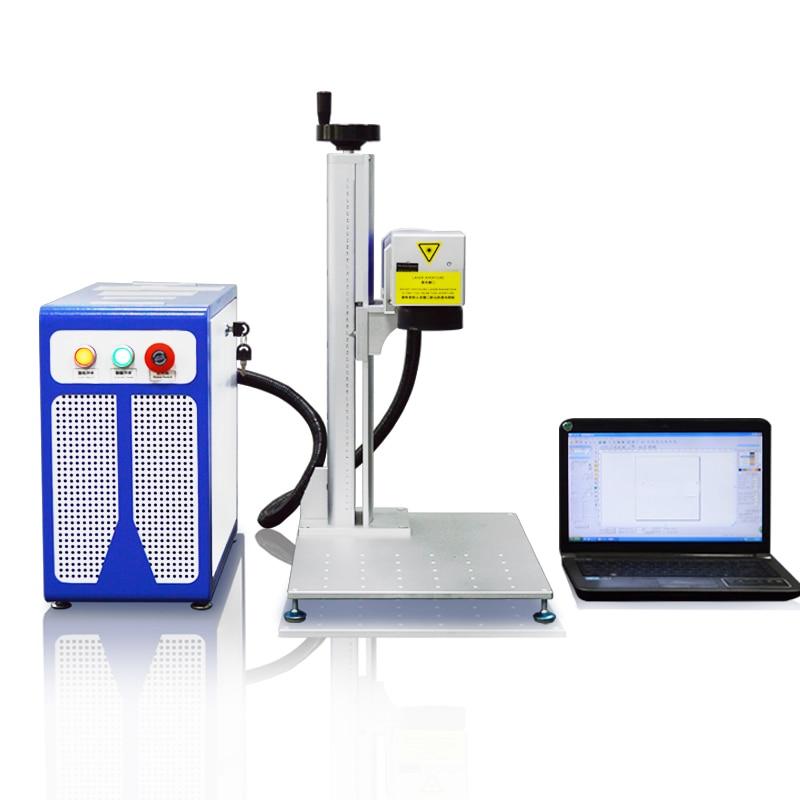 AMAN 10W 20W 30W laser światłowodowy wysokiej jakości laserowe - Maszyny do obróbki drewna - Zdjęcie 1