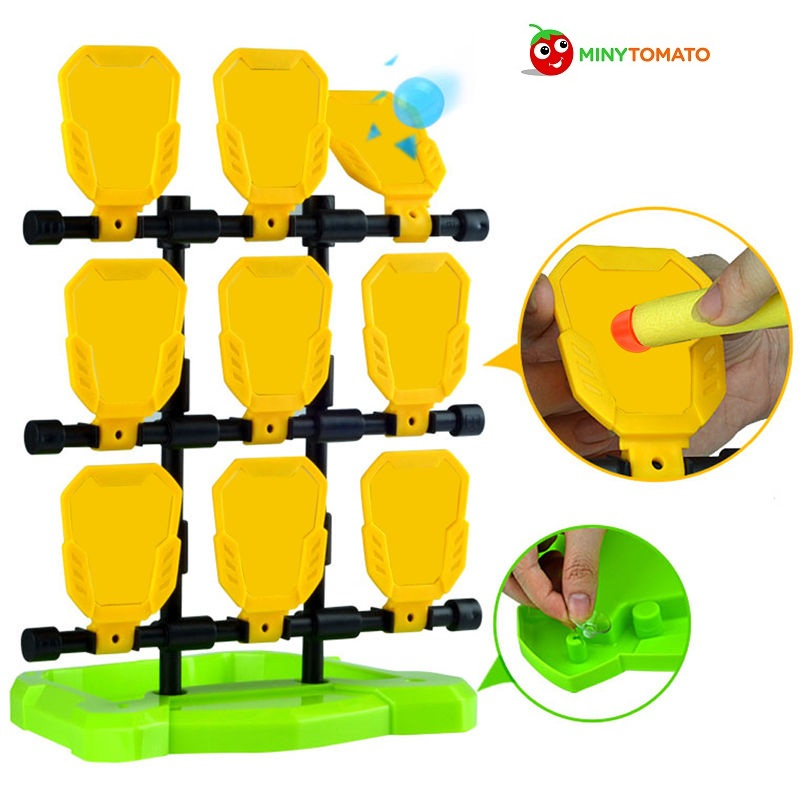 2017 Classic Toy Gun Target Accessories for Nerf  Gun Practice Shooting Target Family Entertainment Toy