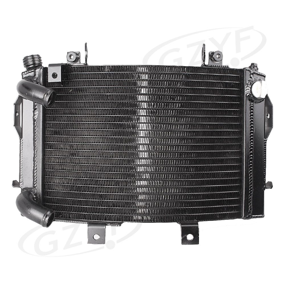 Motorcycle Aluminum Cooler Radiator For KTM 690 Duke/ Duke R 2010 2011 2012 2013 2014 2015 2016 steering damper for ktm 690 duke 2012 2018 690 duke r 2011 2018 stabilizer with mount bracket motorcycle accessories