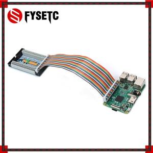 40Pin GPIO Cable Adapter+Raspb