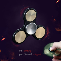 Tri Spinner Fidget Toy Plastic EDC Hand Spinner Fidget Spinner For Autism And ADHD Prevent Anxiety