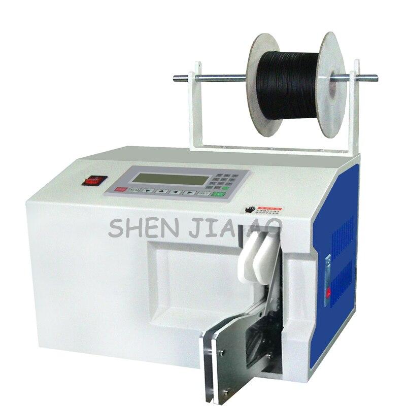 Cabo de fio máquina cintas T15 40 Bobina Vinculativo Máquina máquina de embalagem de aço Inoxidável mangueira 220 V 1 PC - 2