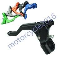 CNC Universal Motorcycles Aluminum Performance Stunt Clutch Lever Anodized For Kawasaki Ninja 1000 2011 2015 2012