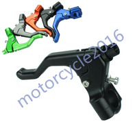 CNC Universal Motorcycles Aluminum Performance Stunt Clutch Lever Anodized For Kawasaki Ninja 1000 2011 2015 2012