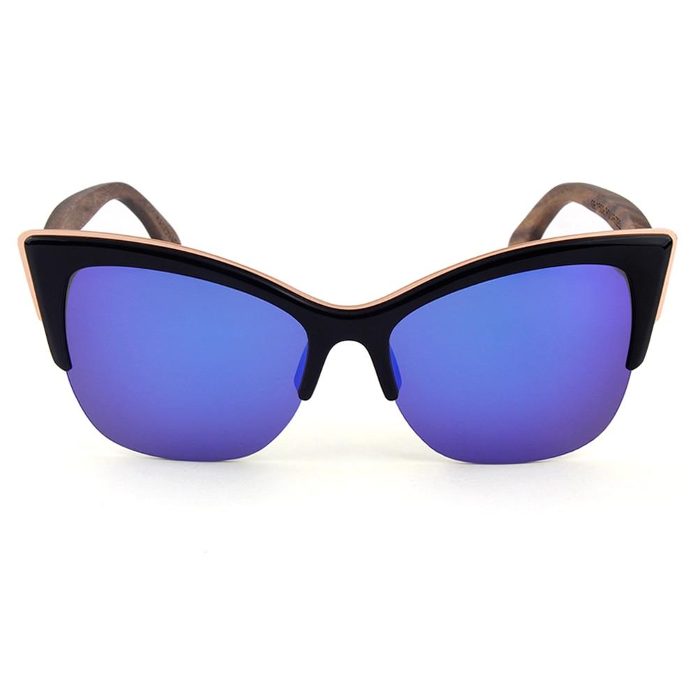 Polarized Polarisierte Bambus Willenskraft Handgemachtes Verschiffen Neue Mode Holzrahmen 2017 Sonnenbrille Produkte Blue Männer Freies Frauen Linse RZZ14qw8