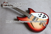 Top Selling 12 String Rick Suneye Electric Guitar Chinese Hollow Body Guitars Custom Available