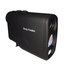 Night vision waterproof 600m laser range finder hunting monocular golf / harvesting rangefinders measure ranging telescope