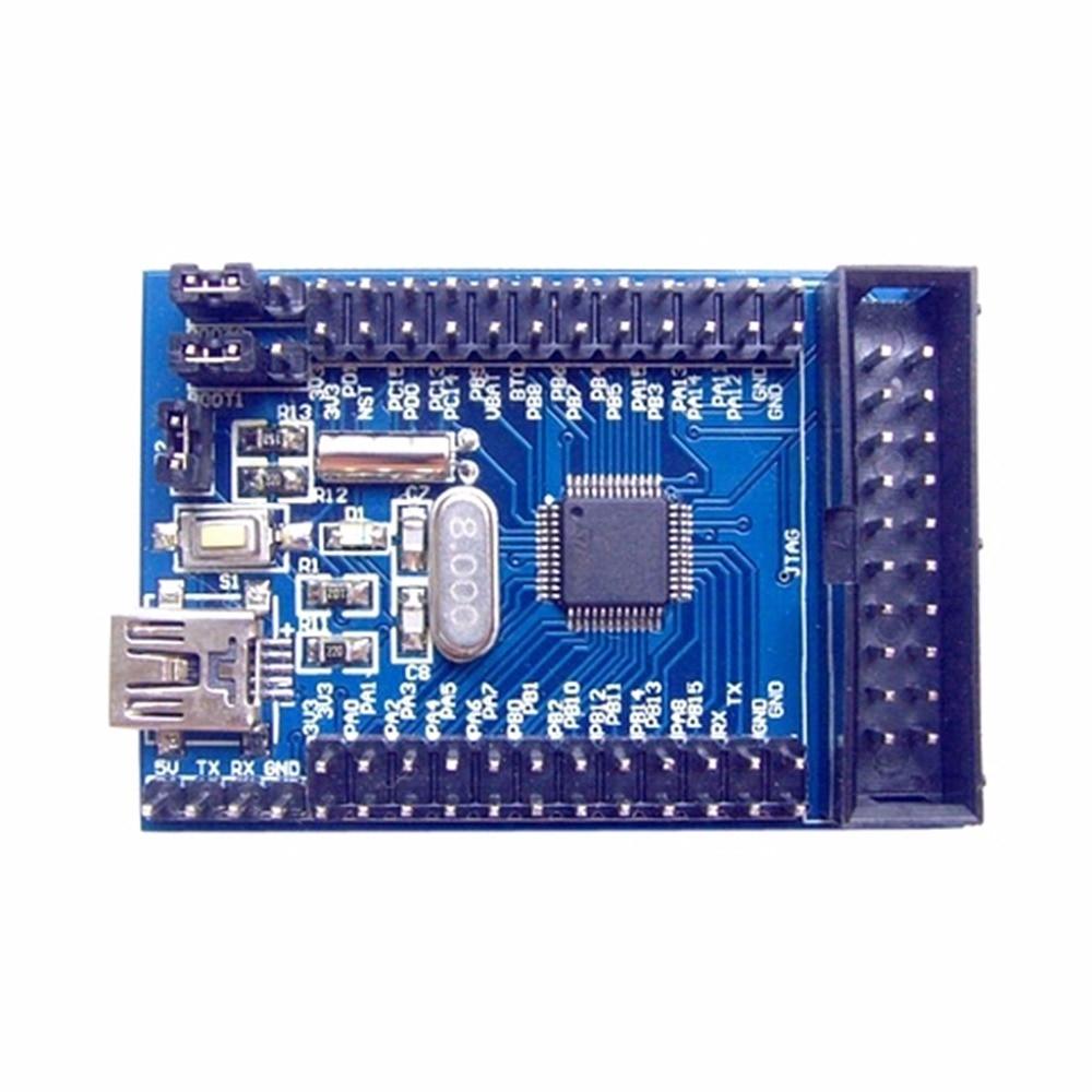 STM32F103C8T6 Evaluation Board STM32 ARM M3 Cortex-m3 MCU Kit - L060 New hot stm32f103c8t6