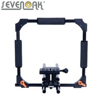 Sevenoak SK C01 15mm Rod PRO Camera Cage SteadyCam System For Canon 5D 5D Mark II