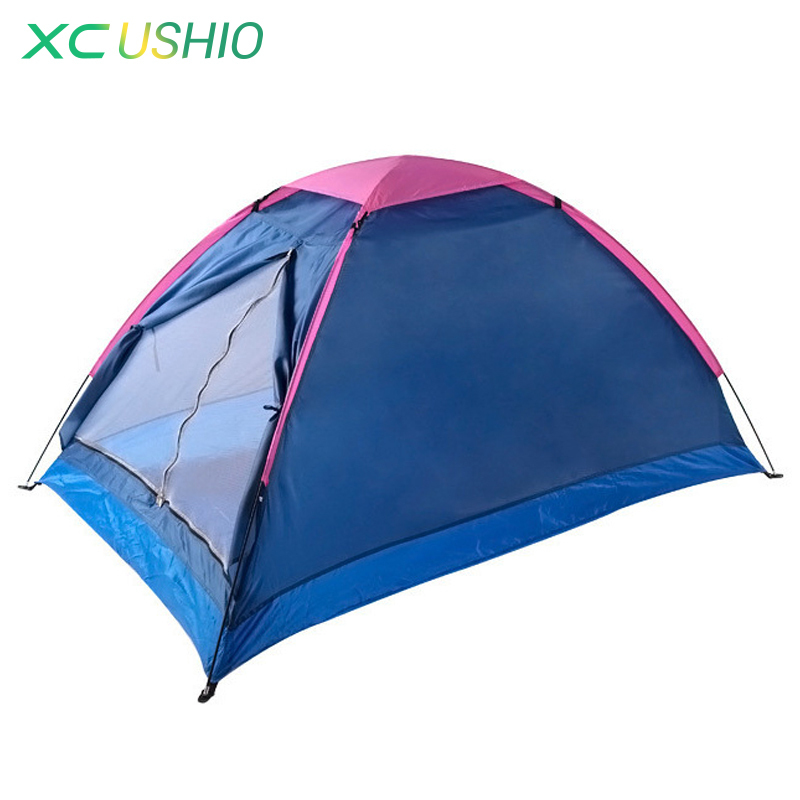 Portable Waterproof Camping Tent 200x145x110cm 1 2 Person ...