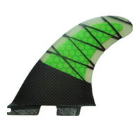 FCS II G5 fin Glass Fiber and Carbon Material of Surfing Board Tail Rudder Fin