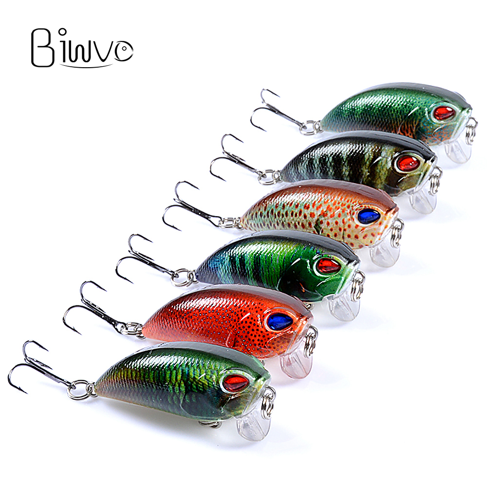 Biwvo Fishing Artificial Bait Minnow Hard Lure WobblerCrankbaits Small Fishes Jig Wobbler Winter Sea For Fishing Mold Noeby