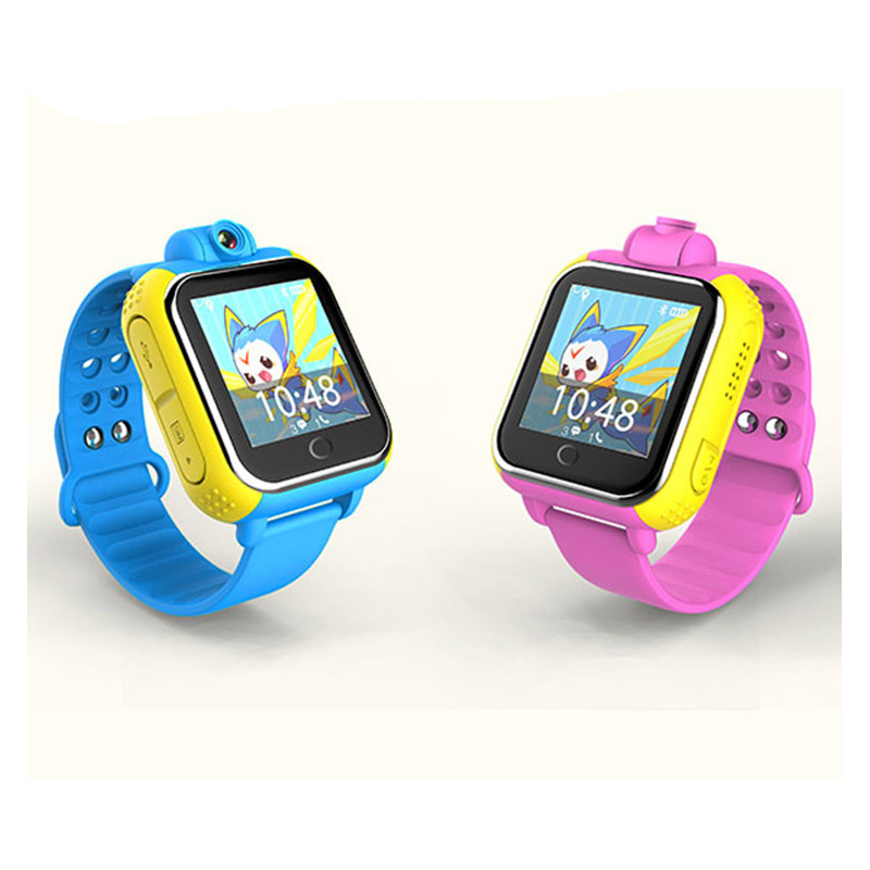 Children GPS Tracking watch Touch Screen location monitor Smart Watch Children SOS Call Finder Tracker for Kids Safe GPS watch