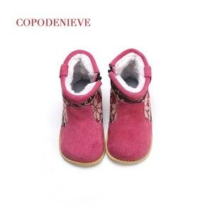 Image 4 - COPODENIEVE חורף חם תינוק נעליים, אופנה עמיד למים נעלי ילדים, בנות בני מגפי מושלם לילדים אבזרים