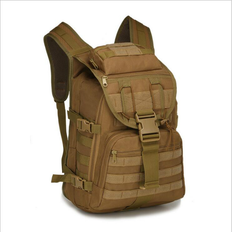 ФОТО 40L Oxford Camouflage Backpack bag Travel Rucksacks Molle Backpack mochila free shipping