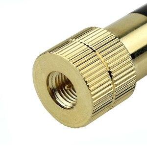 Image 4 - Золотая двухсегментная мягкая антенна 144 МГц для TYT: SMA M UV8R UVF9 UVF9D UVF8D F8 ecc