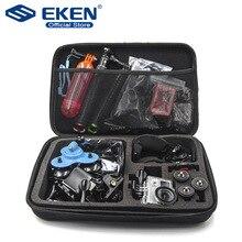 Waterdicht Grote Maat Eva Storage Bag Case Voor Gopro Hero 5 3 +/3 4 Sessie Sjcam SJ4000 Voor go Pro Accessoires