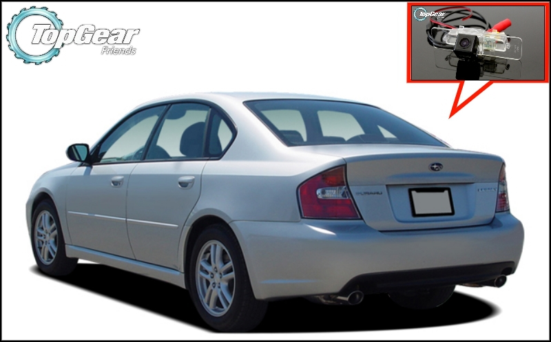 אולטרה מידי Car Camera For Subaru Legacy B4 / Liberty MK4 Sedan High Quality GM-41