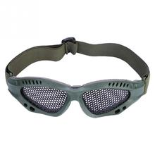 Eyewear Goggles Protective-Glasses Safety Airsoft Tactical Camping Cs-Game Metal