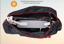 LOVELION Carrying Bag For Xiaomi M365 Electric Scooter Storage And Bundle Kick Scooters