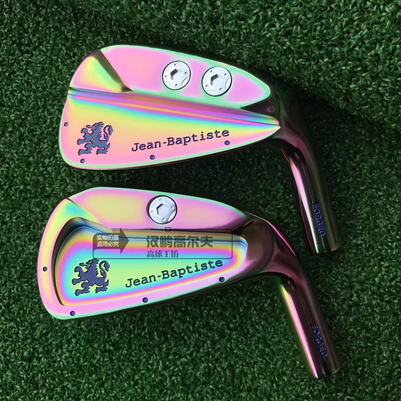 Playwell 2017 Jean Baptiste  Aaron finished  golf iron head  forged   carbon steel  CNC iron driver  wood  iron   putter купить дешево онлайн