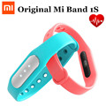 Original Xiaomi Mi Band 1S Smart Bracelet Sleep Heart Rate Monitor Fitness Mi Band For Android/IOS Phone Miband 1 Pulse