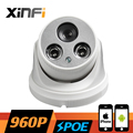 XINFI 2016 NEW HD 1.3 MP POE camera CCTV IP camera P2P night vision IR cut Indoor network ONVIF 2.0 PC&Phone remote view