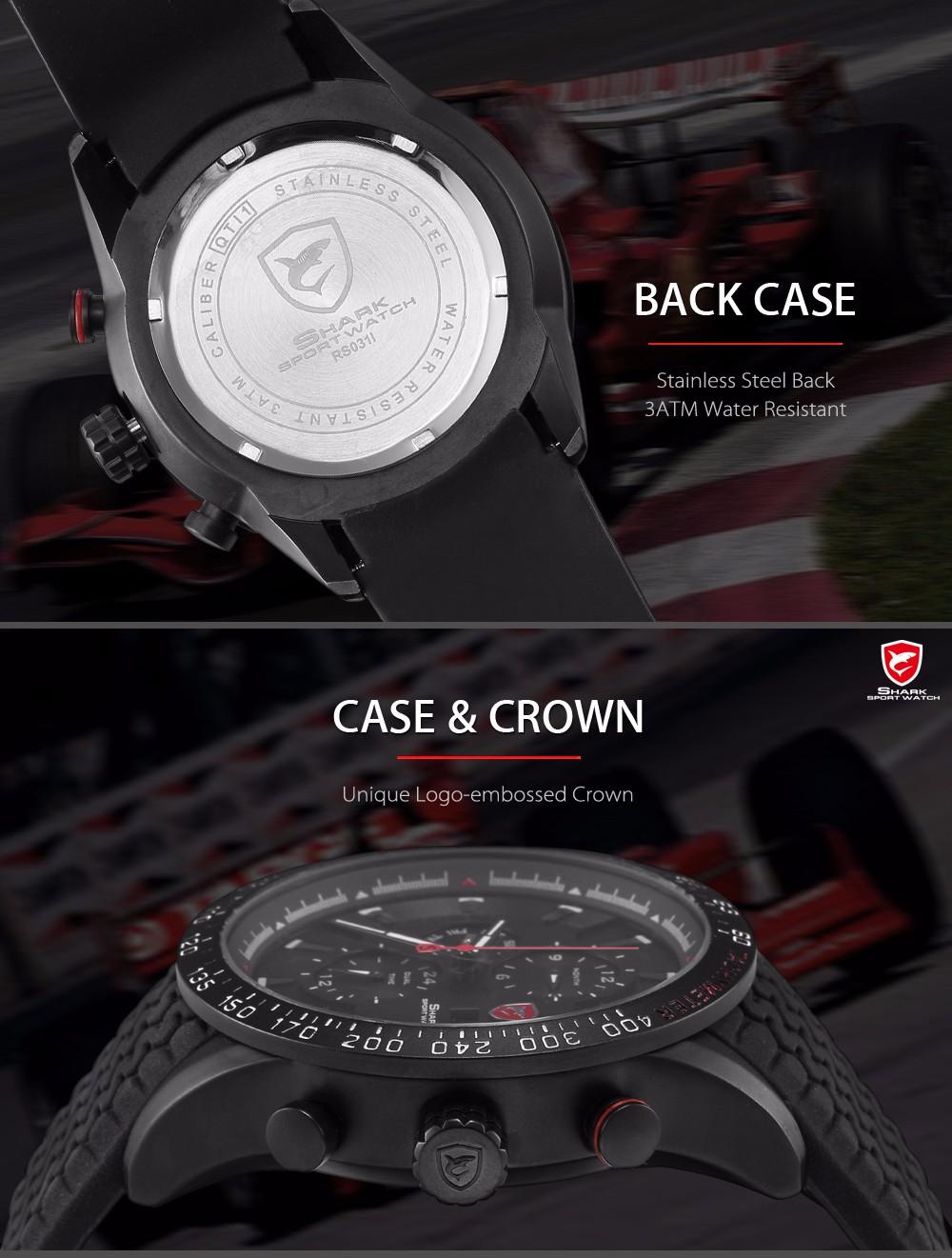 HTB1OuNlLpXXXXcLXFXXq6xXFXXXL - Blacktip Shark 2 Sport Watch – Black SH395