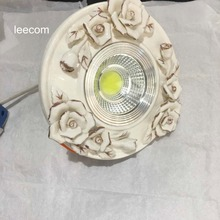 4pcs new design 10w Led Ceiling Lights  Down Power Warm Color With Epistar High Brightness