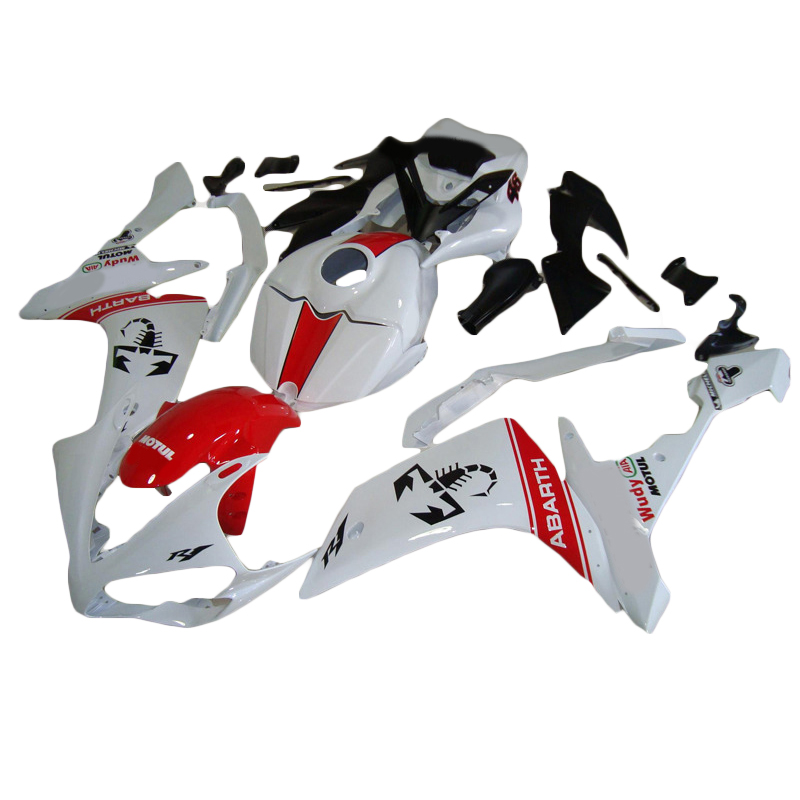ABS njection molding body kit fairing kit for YAMAHA YZF R1 white 2007 2008 YZF R1 07 08 fairings xl24 for yamaha yzf 1000 r1 2007 2008 yzf1000r inject abs plastic motorcycle fairing kit yzfr1 07 08 yzf1000r1 yzf 1000r cb02