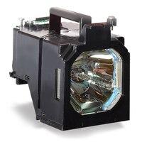 Et-lae16 lâmpada do projetor compatível com habitação para panasonic pt-ex16k