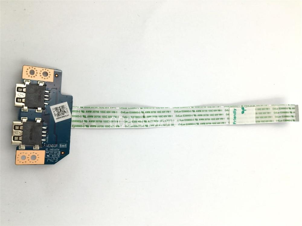 New USB Board Cable SOCKET For Acer Aspire V3-572PG V3-572G E5-571P E5-571G E5-531G EK-571 511G E5-572 Extensa 2510G LS-B162P