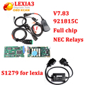 Lexia3 V48 PP2000 V7.83 diagbox with 921815C firmware for Citroen Peuge0t Diagnostic Tool pp2000 with full chip+ S1279 Cable