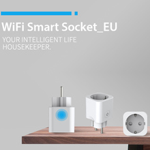 Get more info on the Wifi Smart Plug Smart Socket EU Plug In EWeLink Compatible with Alexa Google Home Mini IFTTT Smart Home