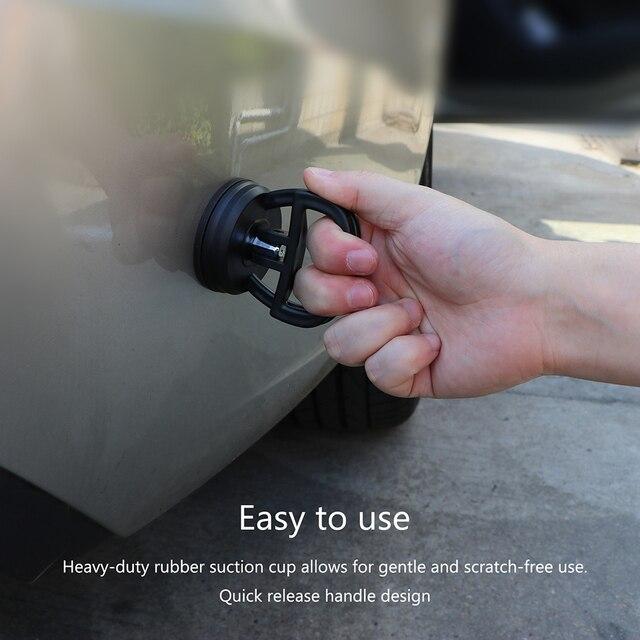 Ściągacz wgnieceń nadwozie do naprawy panelu ekran narzędzie do otwierania uniwersalny Remover noszenia narzędzi przyssawka do usuwania wgnieceń w karoserii