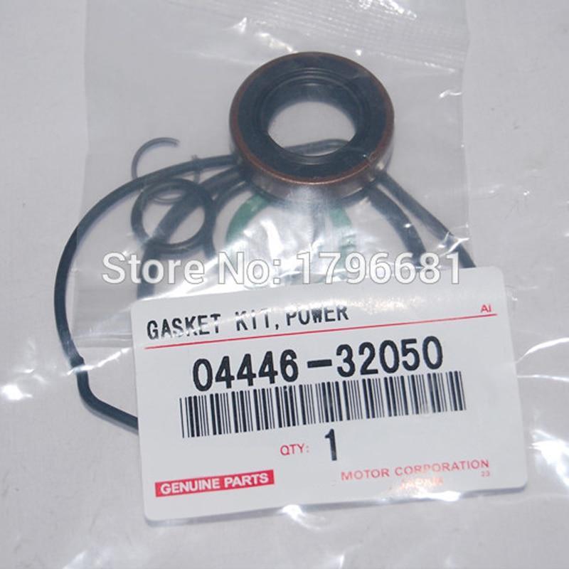 US $22 8 |CAPQX Power Steering Pump Repair Kit 04446 32050 For YARIS ECHO  COROLLA CELICA PREVIA HIACE ALPHARD COASTER PRADO FUN CARGO-in Seals from