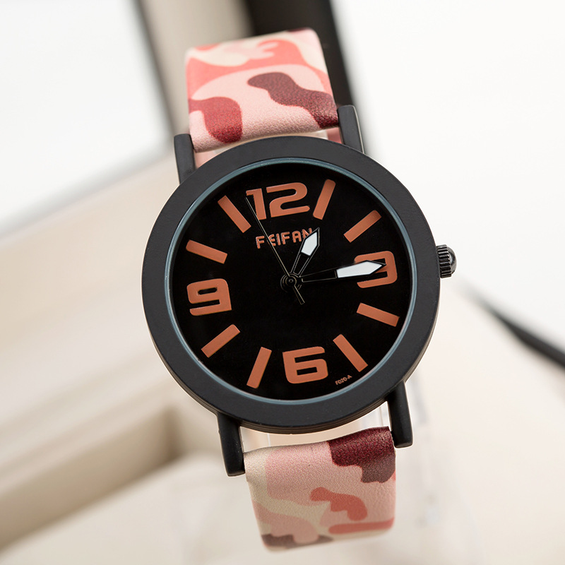 2017 Military Style  Big Number Women Watches Men ...